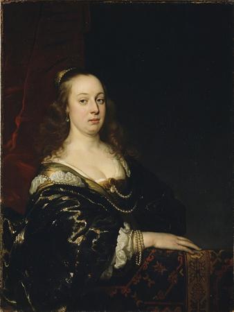 Portrait of a Woman, c.1647