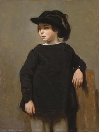 Portrait of a Child, c.1835