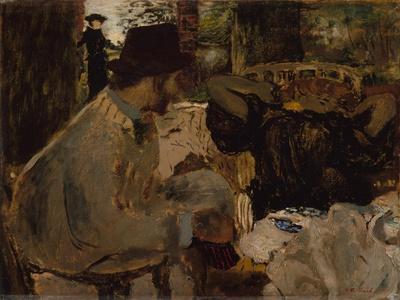 Conversation, 1897-8