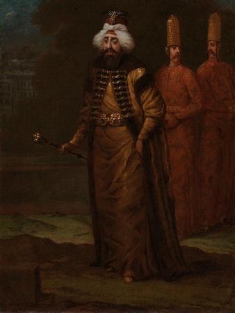 Sultan Ahmed III, c.1727-30