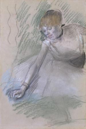 Dancer, 1880-85