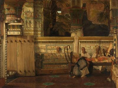 The Egyptian Widow, 1872