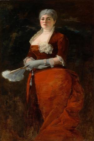 Mary E. Goddard, 1879