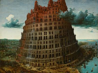 The Tower of Babel, c.1565