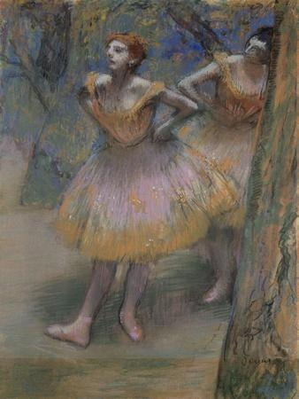 Two Dancers, c.1893-–98