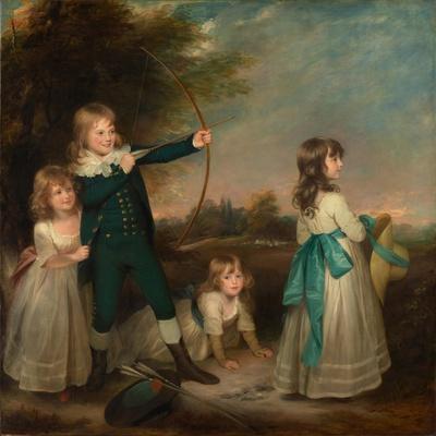 The Oddie Children, 1789