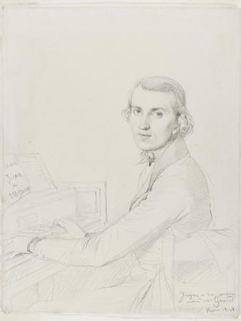 Charles Gounod, 1841