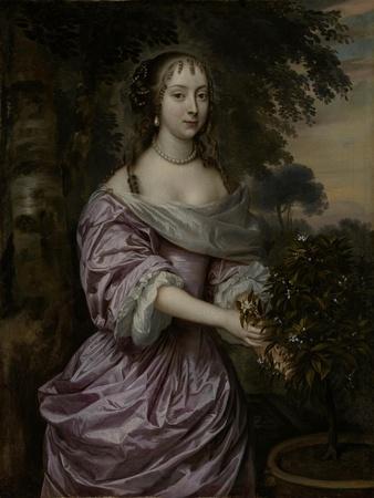 Portrait of a Woman, 1660s