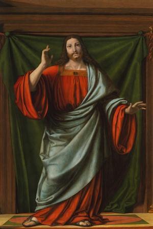 Christ Blessing, c.1520