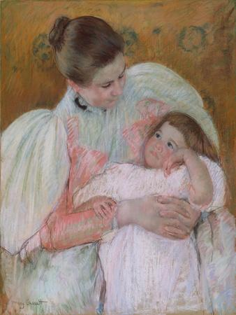 Nurse and Child, 1896-7