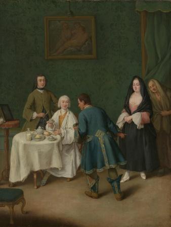 The Temptation, 1746