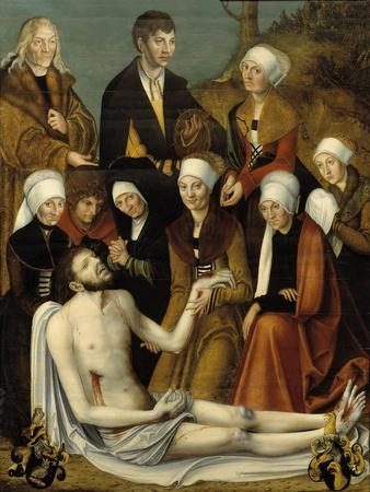 The Lamentation, c.1520-50