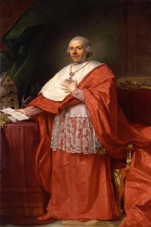 Cardinal Muzzio Gallo , 1785