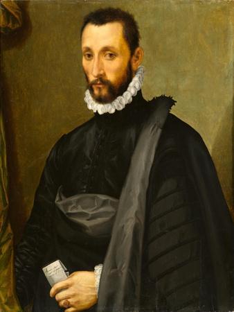 Portait of a Gentleman, 1575