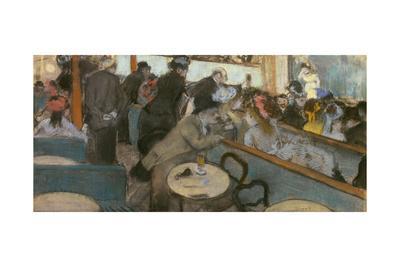 Café-Concert , c.1876-77