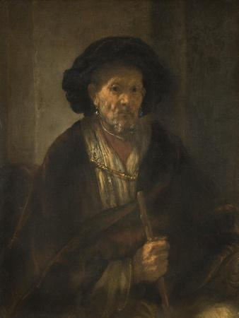 Portrait of an Old Man, 1655