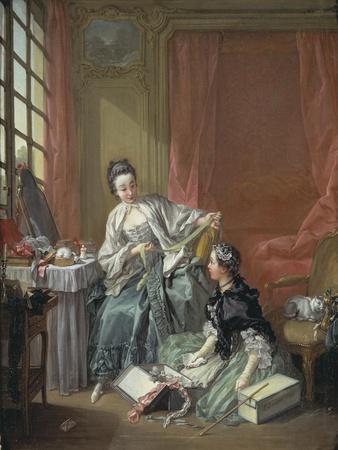 The Milliner, 1746