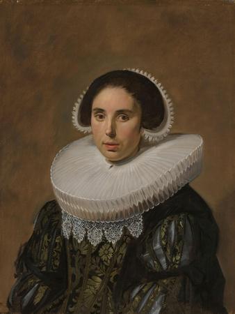 Portrait of a Woman, c. 1635