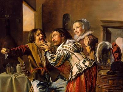 The Dentist, 1629