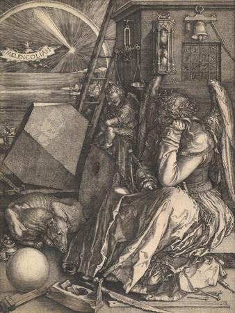 Melencolia I, 1514