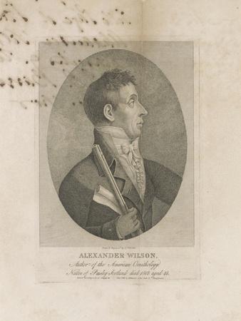 Alexander Wilson, 1814