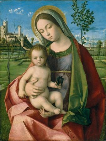 Madonna and Child, c.1510