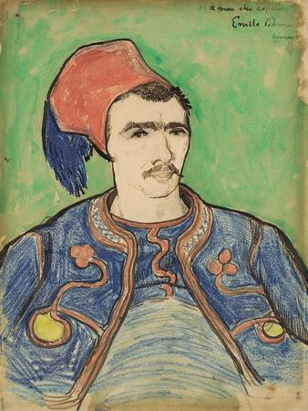 The Zouave, c.1888