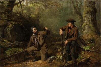 Mink Trapping Prime, 1862