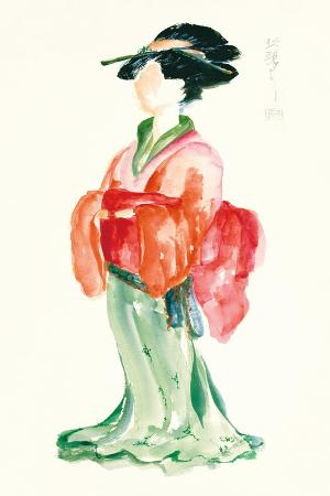 Geisha I Bright Crop