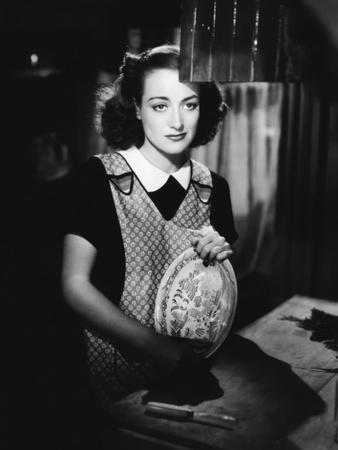 MANNEQU 1938 directed by FRANK BORZAGE Joan Crawford (b/w photo)
