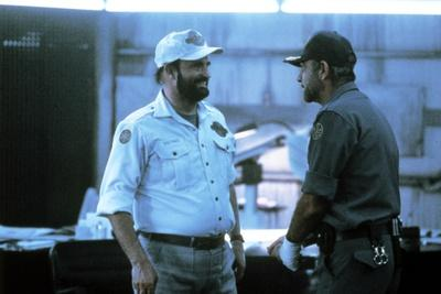 OUTLAND by PeterHyams with Peter Boyle and Sean Connery en, 1981 (photo)