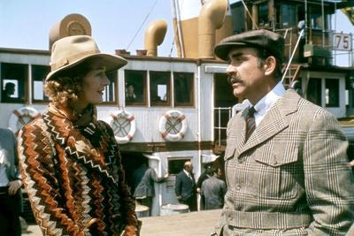 Le Crime by l'Orient-Express MURDER ON THE ORIENT EXPRESS by Sidney Lumet with Sean Connery, Lauren