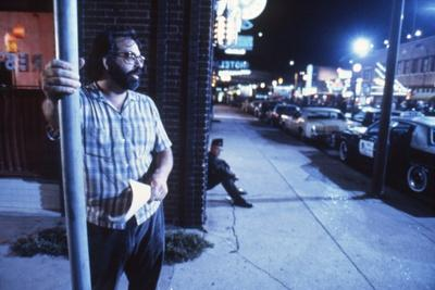RUMBLE FISH, 1983 directed by FRANCIS FORD COPPOLA On the set, Francis Ford Coppola (photo)