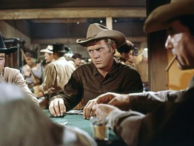 NEVADA SMITH, 1966 directed by HENRY HATHAWAY Steve McQueen (photo)