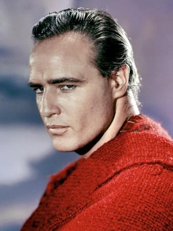 ONE-EYED JACKS, 1961 directed by MARLON BRANDO Marlon Brando (photo)