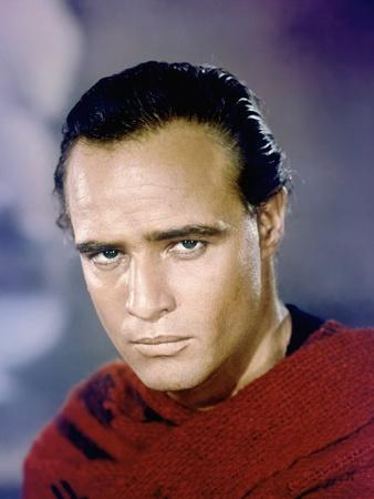 ONE-EYED JACKS, 1961 directed by MARLON BRANDO Marlon Brando (photo)