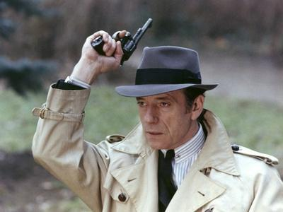 LE CERCLE ROUGE, 1970 directed by JEAN-PIERRE MELVILLE Yves Montand (photo)