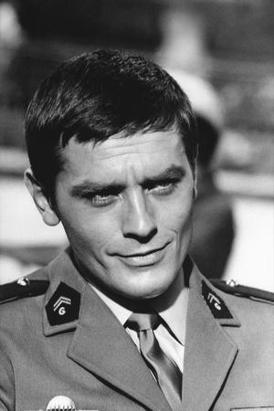 Les Centurions LOST COMMAND by MARK ROBSON with Alain Delon, 1966 (b/w photo)