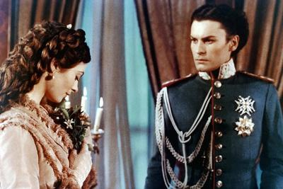 LUDWIG / LE CREPUSCULE DES DIEUX, 1972 directed by LUCHINO VISCONTI Sonia Petrova and Helmut Berger