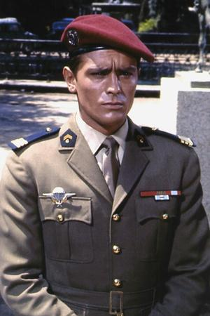 Les Centurions LOST COMMAND by MARK ROBSON with Alain Delon, 1966 (photo)