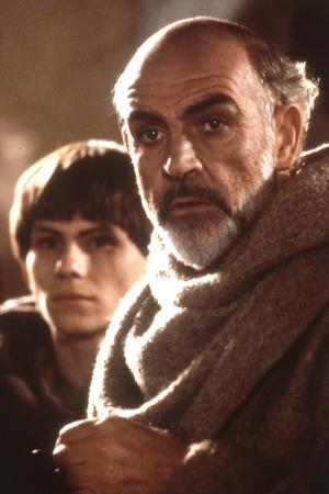 Le Nom by la Rose The Name of the Rose by JeanJacquesAnnaud with Christian Slater, Sean Connery, 19
