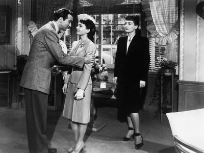 MILDRED PIERCE, 1945 directed by MICHAEL CURTIZ Zachary Scott, Ann Blyth and Joan Crawford (b/w pho