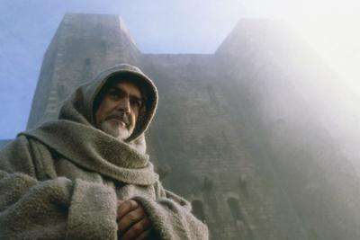 Le Nom by la Rose The Name of the Rose by JeanJacquesAnnaud with Sean Connery, 1986 (photo)