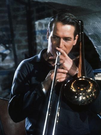 PARIS BLUES, 1961 directed by MARTIN RITT Paul Newman (photo)