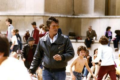 Pour la peau d'un flic by Alain Delon with Alain Delon, 1981 (photo)