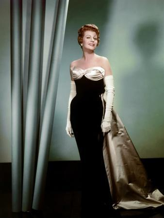 PAL JOEY, 1957 directed by GEORGE SIDNEY Rita Hayworth (photo)