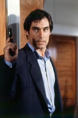 LICENCE TO KILL, 1989 directed by JOHN GLEN Timothy Dalton (photo)