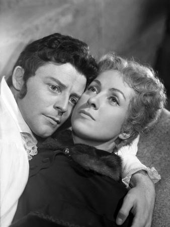 Le Rouge and le Noir by Claude Autant Lara with Gerard Philipe and Danielle Darrieux, 1954 (d'apres