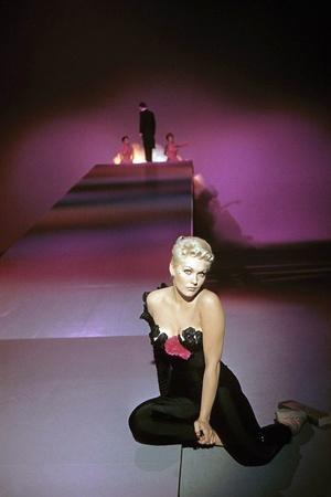 PAL JOEY, 1957 directed by GEORGE SIDNEY Kim Novak (photo)