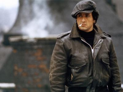 PARADISE ALLEY, 1978 directed by SYLVESTER STALLONE Sylvester Stallone (photo)
